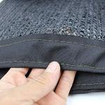 DHMHJH Pare-Soleil Fleur Filet Respirant Grandeur poussière en Option auvent de Protection (Taille : 5x10m)