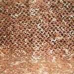 Renforcé Filet De Camouflage Grande Militaire Filet D'ombrage Extérieur Camping Voile d'ombrage Poids léger Durable pour la Chasse xtérieu Sable Camping décoration (Color : 7, Size : 3 * 4M)