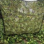Bricolage Camouflage Camping Cachée Caden Army Tente Jardin Imperméable Pseudo Mack Rope Network Camping Refuge(Size:5x10m/16.4×32.8ft,Color:B)
