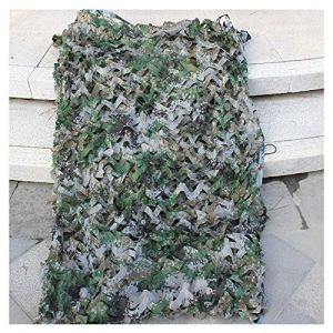 Bricolage Camouflage Camping Cachée Caden Army Tente Jardin Imperméable Pseudo Mack Rope Network Camping Refuge(Size:5x10m/16.4×32.8ft,Color:ré)