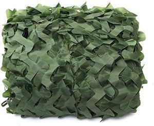 ZHEYANG Filet de Camouflage Camo Tarp Sunscreen Oxford Renforcé Net Sun Sun Sun Shade Ombres d'Isolant Tente (Couleur : A, Taille : 3x4m)