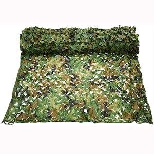 YiDD Camouflage Camouflage Camouflage Militaire Camouflage Netting Bar Party Garden Famille Famille Net de décoration intérieure et extérieure (Size : 4x8m .12×26.24ft)