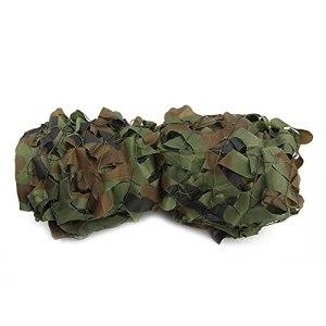 YiDD Filet de Camouflage forestier 2x3m 2x4m 2x5m 2x6m 3x3m 3x4m 3x5m 3x6m 3x8m 6x6m 6x8m 8x8m 8x10m Filet Camouflage Filet d'ombrage Stores Filet de décoration de Camping (Size : 3x9m9.8×29.52ft)