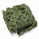 filet camouflage desert filet de camouflage bleu,Renforcé Toile D'Ombrage auvent de la Voiture,pour couvertures de Voiture Tente Shade Camping Sun Shelter (Size:3x4m/9.84×13.12FT,Color:armée verte)