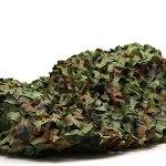Filet de camouflage vert 2x3m 2x4m 2x5m 2x6m 3x3m 3x4m 3x5m 3x6m 6x6m 6x8m 8x8m 8x10m 10x10m Filet Camouflage Filets de protection solaire Couvertures de voiture Décoration de jardin Chasse militaire