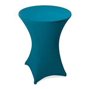 IHD Housse de table extensible Ø 60 cm 70 cm