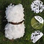 YiDD Filet de décoration Filet de Camouflage 2x3m 2x4m 2x5m 2x6m 3x3m 3x4m 3x5m 3x6m 6x6m 6x8m 8x8m 8x10m 10x10m Filet de Camouflage Décoration de fête de Camping Jardin Filets de Protection Solaire