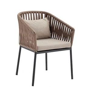 Canapé de Jardin Canapé extérieur, Balcon en rotin de Dialogue de Loisirs, mobilier de Loisirs de l'hôtel et chez l'habitant (Color : Style 12)