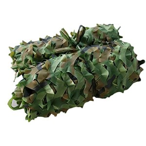 YiDD CamouflageFilet Filet de Camouflage Très approprié pour auvent, Camping, tir, crème Solaire Militaire, Fond de Photographie de décoration de fête, etc. (Size : 4x8m .12×26.24ft)