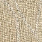 Zebra Textil Alexia Housse de Chaise élastique, Tissu, Ecru, Dossier
