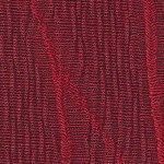 Zebra Textil Alexia Housse de Chaise élastique, Tissu, Rouge, Dossier
