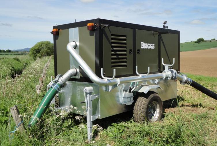 briggs irrigation system
