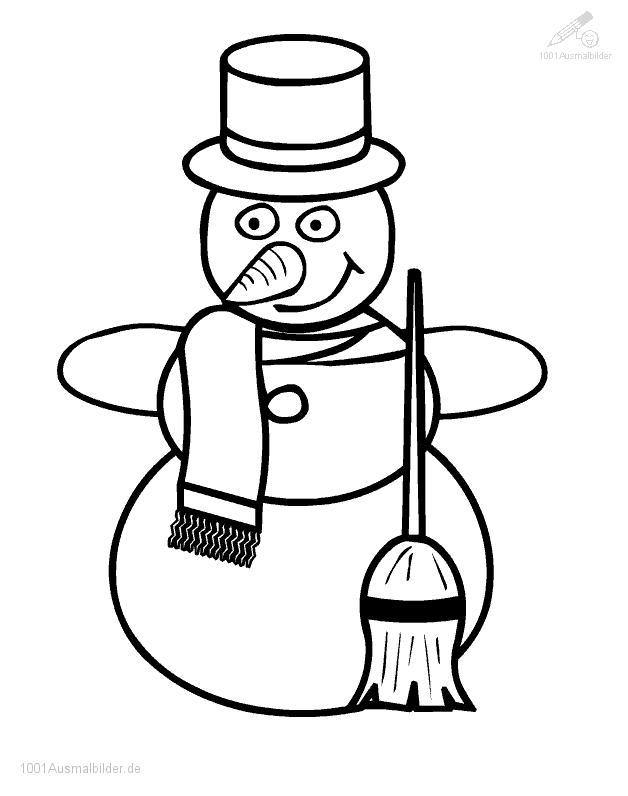 Weihnachten >> Schneemann >> Schneemann