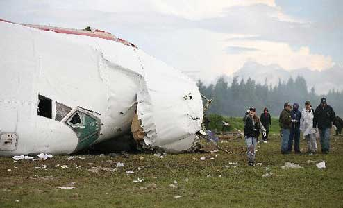 Accident Of A Boeing 747 Freighter Operated By Kalitta Air