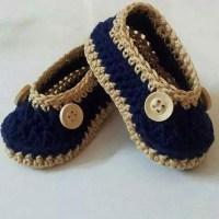 50 Crochet Baby Shoes Patterns | 1001 Crochet