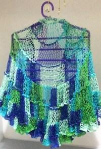Ideas & Designs for Crochet Shawls   1001 Crochet