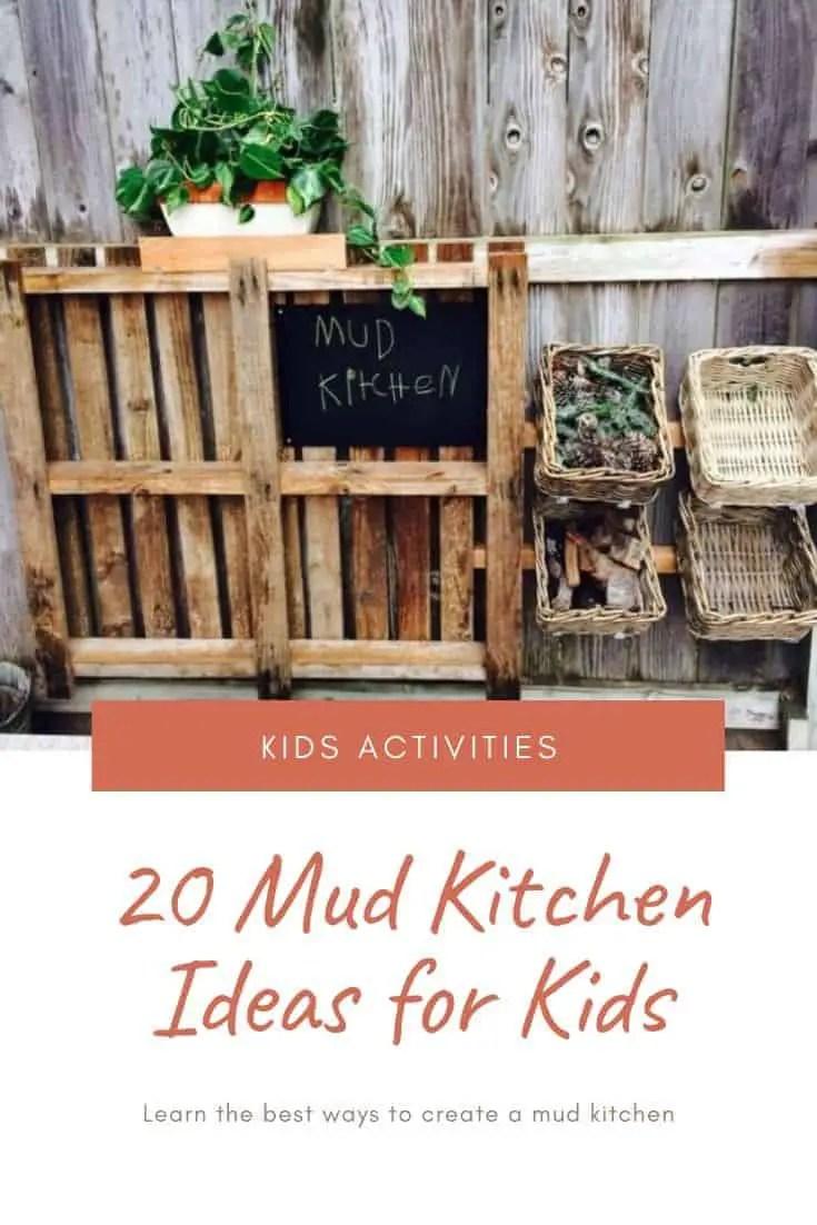 30 Mud Kitchen Ideas For Kids 1001 Gardens