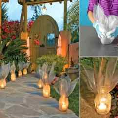 Patio Lounge Chairs Lowes Toddler Personalized Chair Diy: Garden Luminaries • 1001 Gardens