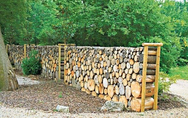 15 DIY Wood Log Ideas For Your Garden Decor 1001 Gardens