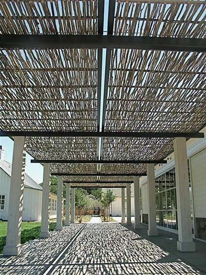 How To Make Wattle Fencing An Inexpensive Option For