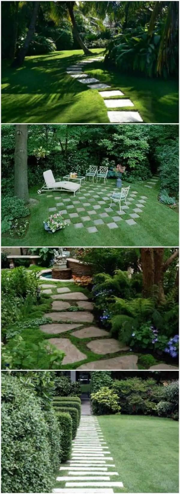 lawn landscaping design ideas