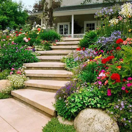 hillside landscaping tips