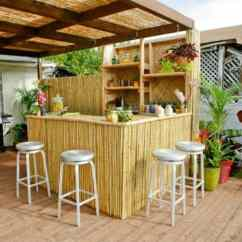 Summer Kitchen Ideas Wall Murals Outdoor Top 20 1001 Gardens 3 Idea Of With Modern Small Islet