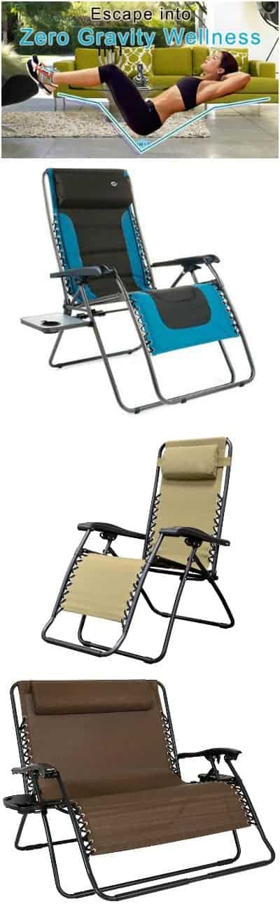 what is the best zero gravity chair upholstered chairs 2018 1001 gardens patio outdoor furniture