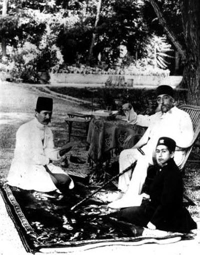dr saghafi mozafardin shah