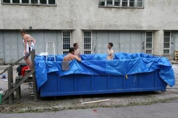 Piscinas super criativas e baratas vais fazer a tua for Albercas inflables grandes baratas
