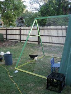 DIY-Repurposed-Swing-Set-Chicken-Coop-6