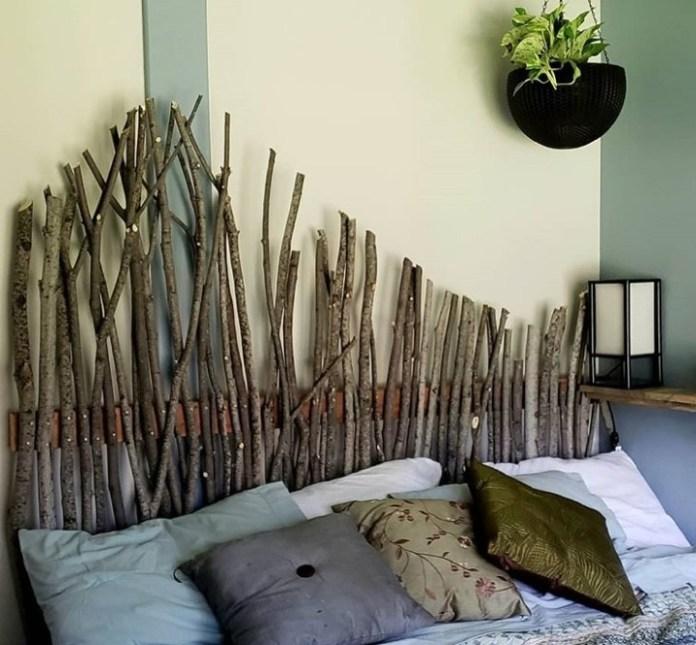 Dicas para decorar a cabeceira da cama…