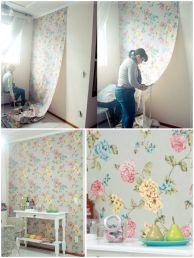como-aplicar-tecido-parede