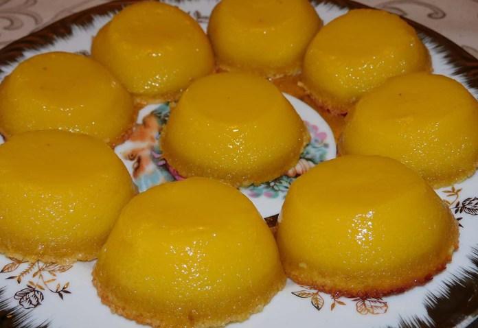 queijadinhas de amêndoa