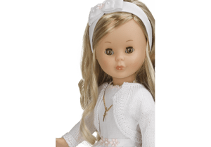 Nancy Mueca Comunin Rubia  Famosa 7011287  1001Juguetes