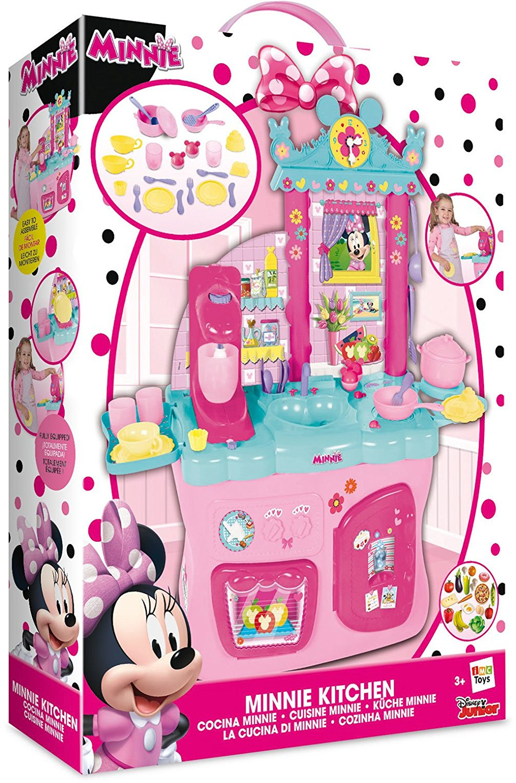 Cocina Minnie Mouse  IMC 181694  1001Juguetes