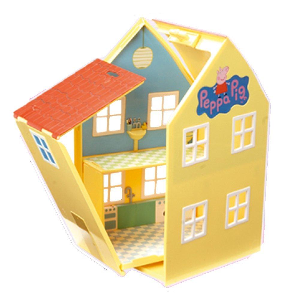 Casa de Peppa Pig  Bandai 84212  1001Juguetes