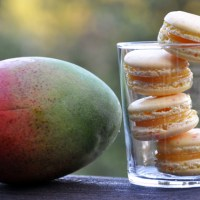 Sommertid del5: Makroner med mango