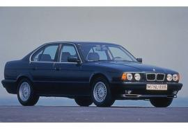 BMW 525 Tds (E34) 143PS  Technical data & Performance