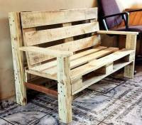 Diy Wood Pallet Sofa - Home The Honoroak