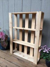 10 DIY Wood Pallet Shelf Ideas | 1001 Pallet Ideas