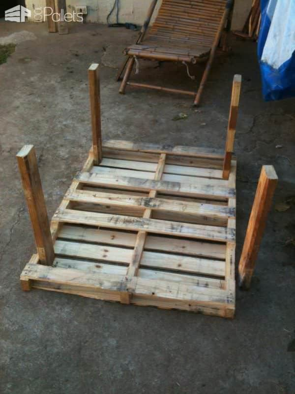 Garden Pallet Table 1001 Pallets