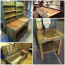 Rustic Pallet Furniture 1001 Pallets