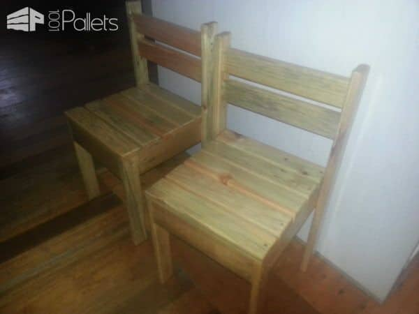 children table and chairs cathedral for sale s 1001 pallets two my 20150407 064856