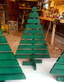 Christmas Trees 1001 Pallets
