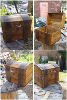 Treasure Chest Of Repurposed Pallet Wood 1001 Pallets