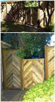 Pallet Fence - Chapter 1001 Pallets