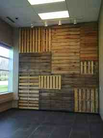 Pallet Focal Wall 1001 Pallets
