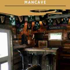 Diy Pallet Living Room Furniture Coat Closet Ideas 22 Wood Pallets Into A Garage Bar / Man Cave • 1001