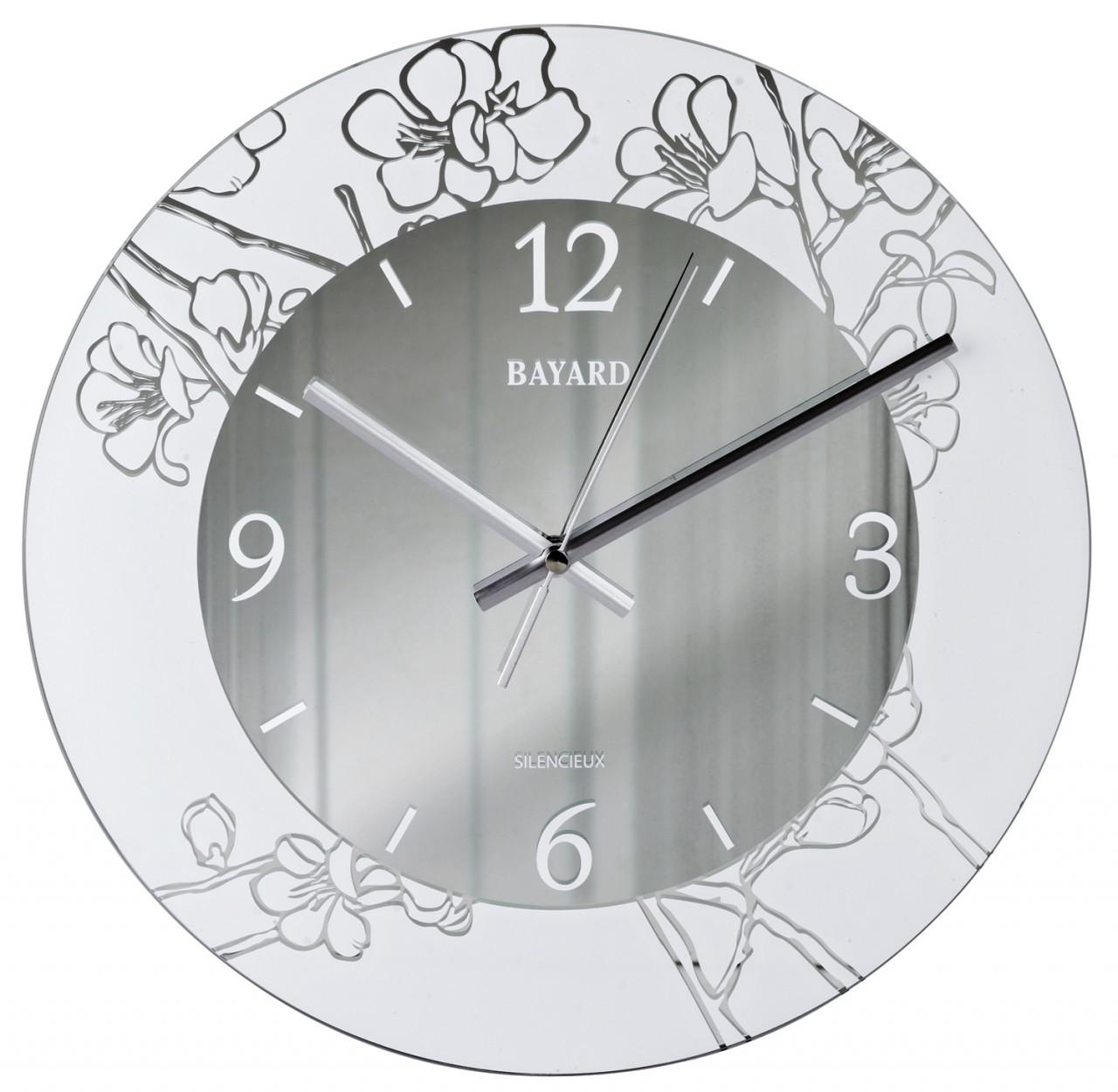 horloge murale design cuisine